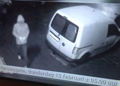 Twee mogelijke verdachten op camerabeelden Nieuwegeinse handgranaat-zaak