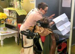 Scholen doen mee om kiezers naar de stembus te lokken