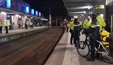 Bijna 60 bekeuringen en één man aangehouden bij tramcontroles