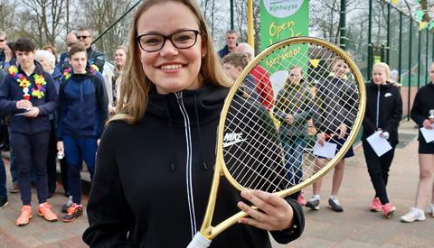 Open jeugdtoernooi bij Tennisvereniging Rijnhuyse