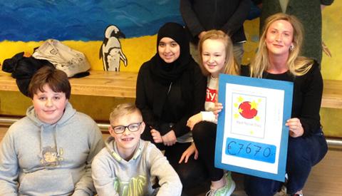 Anna van Rijn haalt recordbedrag binnen van € 7.670,- voor Rundu