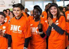 Bedrijven verzorgen aftrap JINC Nieuwegein