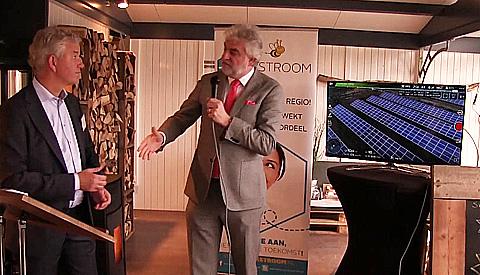 Video: Grootste zonnepark van midden Nederland geopend in Nieuwegein