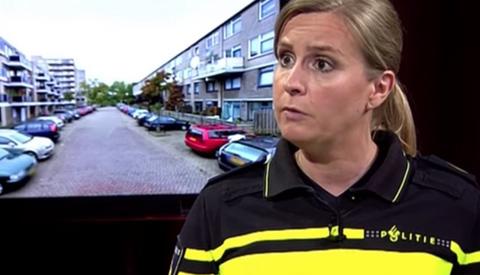 Video: Baasje van hond mishandeld, politie zoekt getuigen