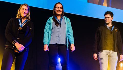 Student Verpleegkunde uit Nieuwegein wint ticket voor EK Skills