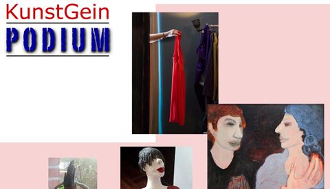 Expositie 'Stemmingen' in het KunstGein Podium vanaf 7 t/m 24 maart