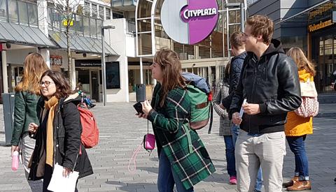Baanbrekende ontwerpen voor duurzame binnenstad Nieuwegein