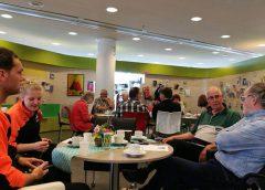 PLUS-café: 'Wat is er te doen voor 55-plussers in Nieuwegein'