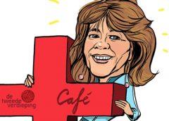 PENTekening: 'Café voor 55-plussers'