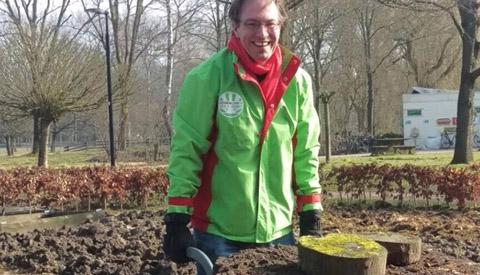 Jan Willem Knop treed af al bestuurslid bij GroenLinks Nieuwegein