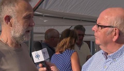 Arie Versluijs neemt afscheid als voorzitter van Motorclub Nieuwegein