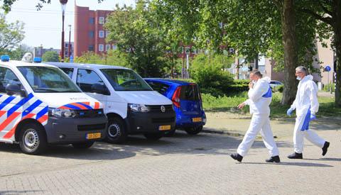 Man met mes in de binnenstad van Nieuwegein aangehouden