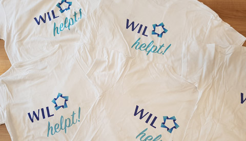 WIL viert 5de verjaardag met WIL Helpt!