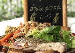 Koken met PEN: 'Zomerse Oosterse salade met tonijn'