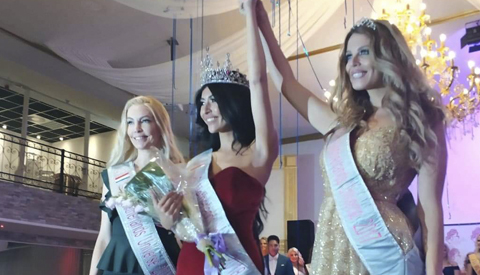 'Foto van de week' Nieuwegeinse 'Mrs. Netherlands Universe 2018'