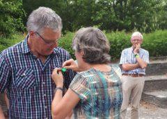 Groene Lintje gaat dit jaar naar de bewoners van de Prof. Dr. Hesselaan