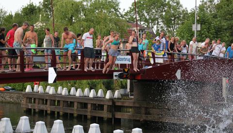 Kampioensduik Tennisvereniging Rijnhuyse