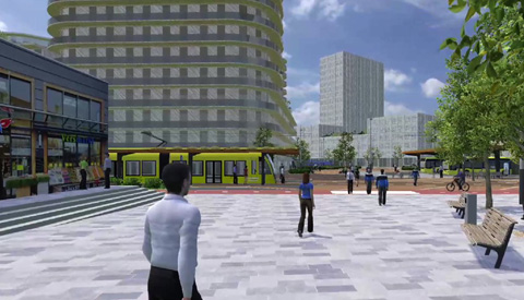 Gemeenteraad Nieuwegein besluit positief over uitbreiding Stadscentrum