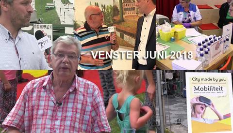 'Venster' juni 2018