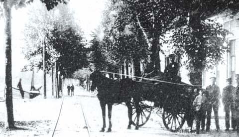 Toen & Nu: 'Toen de post nog per paard en wagen werd vervoerd'