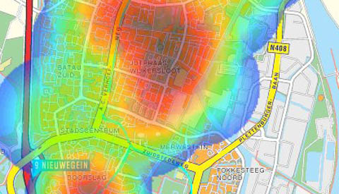 Veel inbraken in Nieuwegein