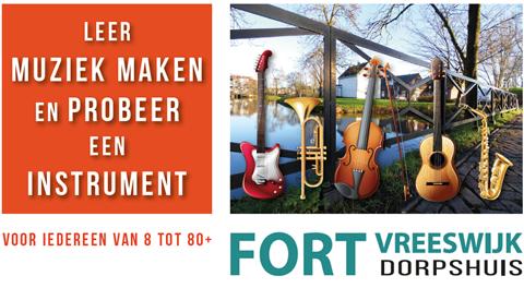 Muziek in Vreeswijk