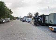 VSP: 'Overnachten in vrachtwagen op de Montageweg wel degelijk illegaal'