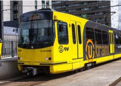 Werkzaamheden tramtraject Utrecht CS – Nieuwegein Zuilenstein op 18 en 19 augustus
