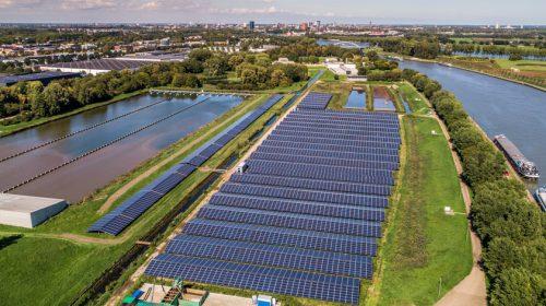 'In 2025 vijf tot tien groene waterstof tankstations in Nieuwegein'