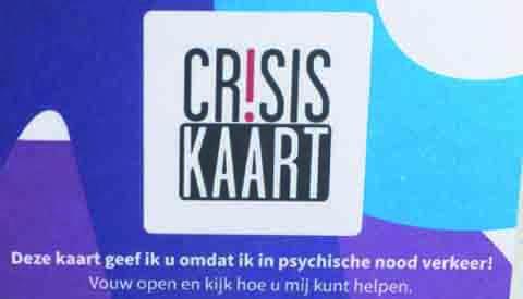 Nieuwegein introduceert de crisiskaart