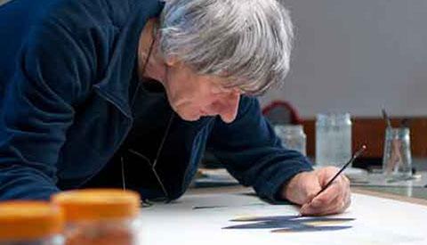 Kunstenaar Jan Naezer komt niet met zijn atelier naar Nieuwegein