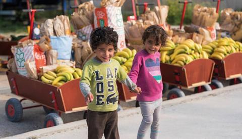 Openbare Daltonschool De Meander komt in actie voor gevluchte kinderen op Lesbos