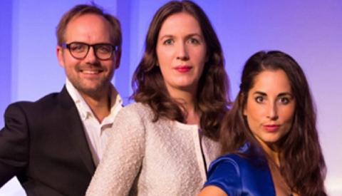 Mannenkoor Deo Datus geeft concert met sopraan Tamar Niamut, tenor Jeroen de Vaal en pianiste Lineke Lever