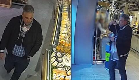 Snelle zakkenroller steelt portemonnee bij Boon's in Nieuwegein