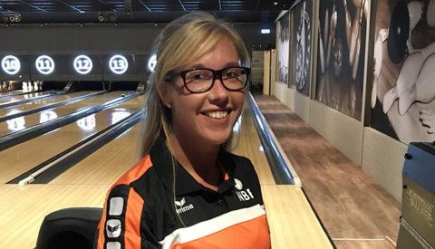 Jacobs uit Nieuwegein klaar voor het EK bowlen