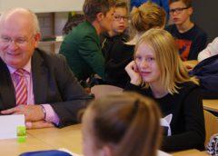 College B&W Nieuwegein bezoekt Oosterlicht op Coming Out Day