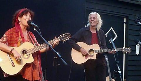 Concert met Elly en Rikkert in de Rank