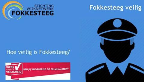 Week van de Veiligheid: 'Het gaat beter met de wijk Fokkesteeg'