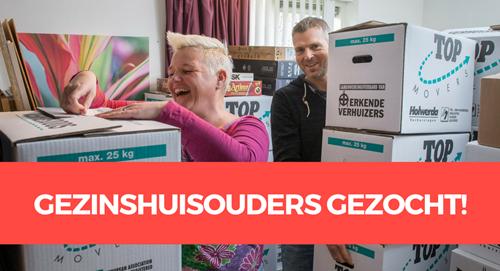 Professionele opvoeders gezocht die van opvoeden hun werk willen maken!