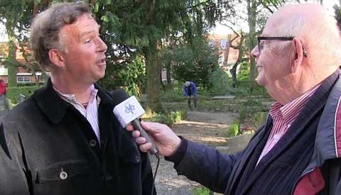Videoverslag excursie begraafplaats Kerkveld