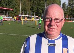 Walking Football toernooi bij SV Geinoord