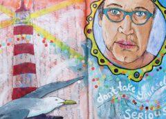 Workshop – Art Journaling o.l.v. Nancy Boone