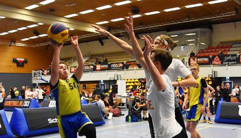 Schrijf je in voor Streetball Masters Nieuwegein!