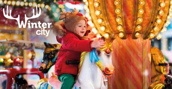 Wintercity op Cityplaza geopend