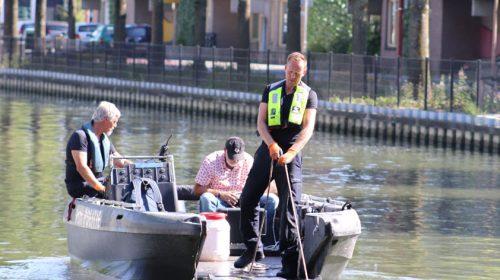Opnieuw politie-onderzoek in binnenstad van Nieuwegein in verband met 'WK-moord'