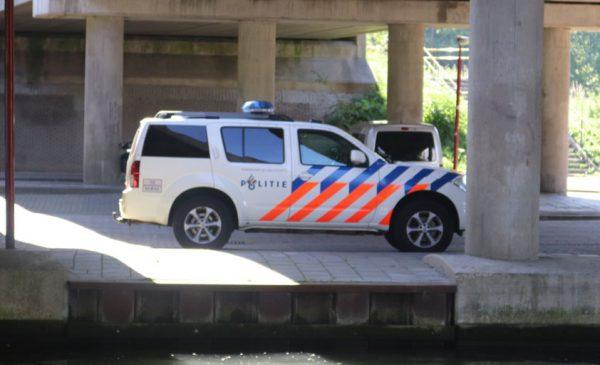 Video: 'Politie graaft bij kanaal Nieuwegein in onderzoek naar motief WK-moord'