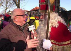 Aankomst Sinterklaas in Nieuwegein