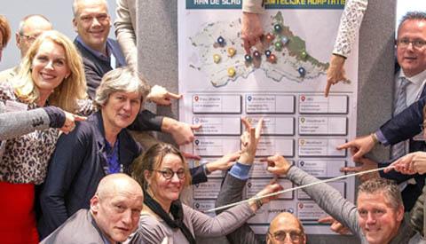 Klimaattop: 'Een klimaatbestendige regio maken we sámen'