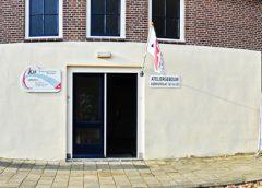 Kunstenaars Centrum Nieuwegein stopt met haar activiteiten in het centrum aan de Kerkstraat