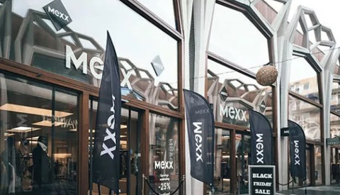 Mexx opent eerste winkel in Nieuwegein